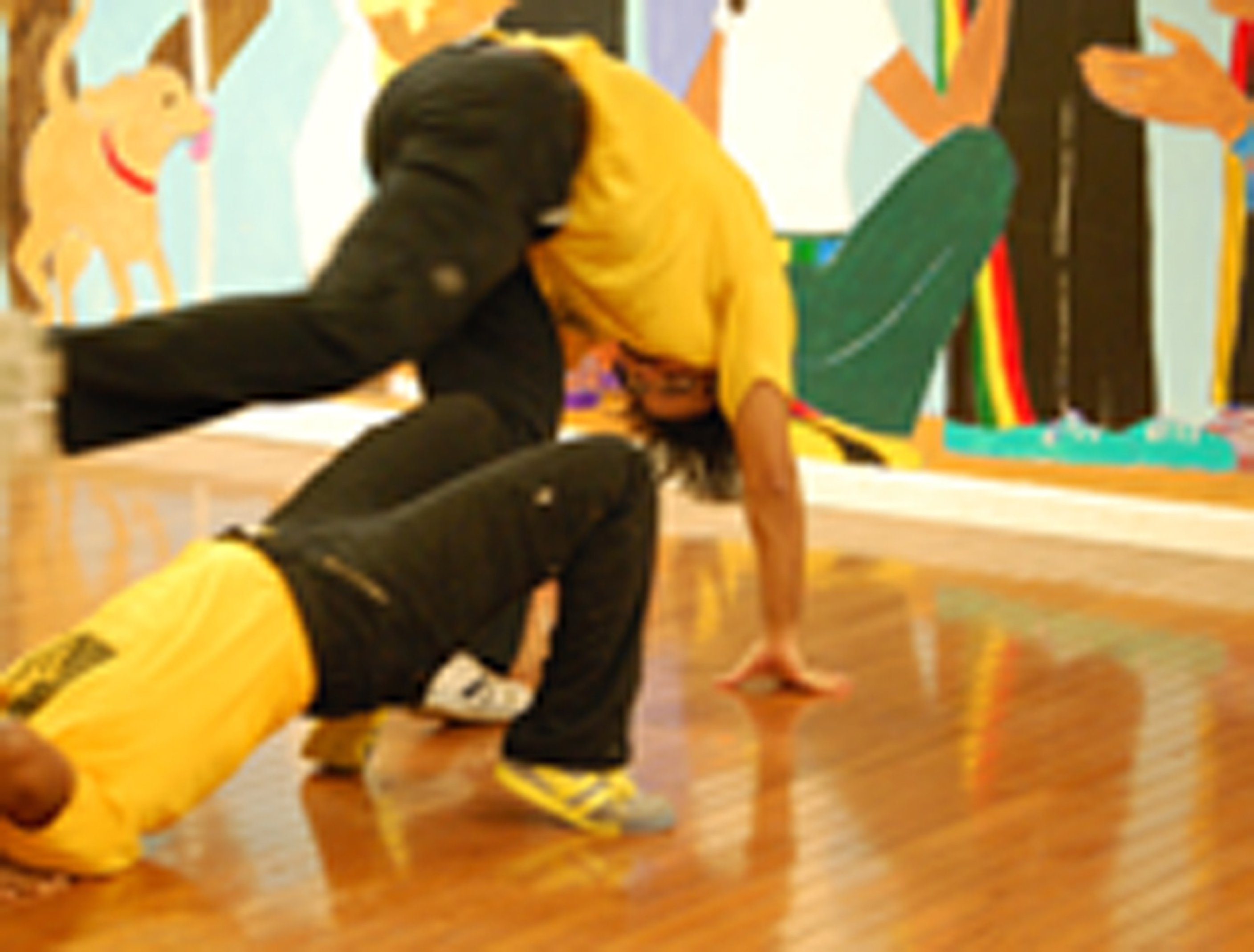 Print Photo Essay on Capoeira